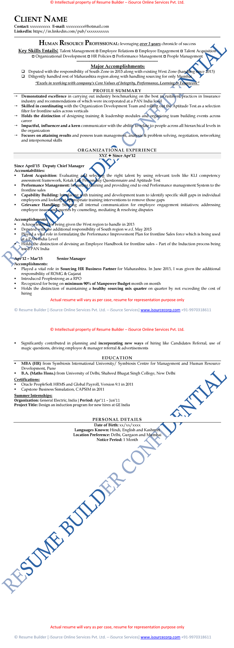 free resume samples  free cv template download  free cv sample  senior executive resume sample