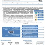 Microsoft Word - R & D Manager-Visual Resume.docx
