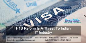 H1B Visa reform